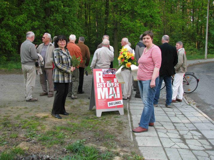 Maifeier in Kamenz 2009